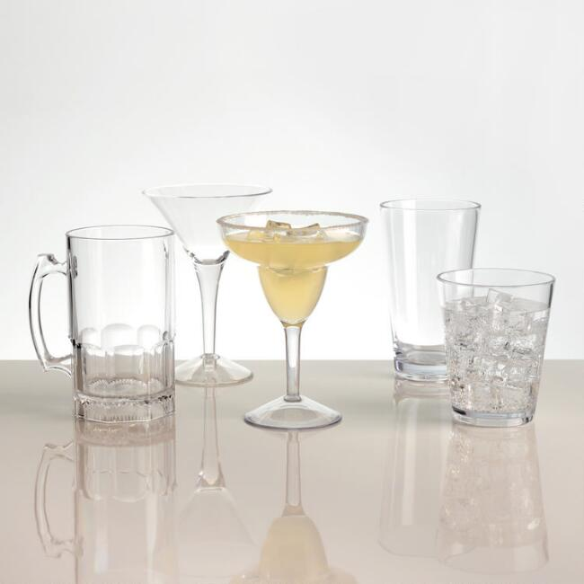 Acrylic Barware Collection