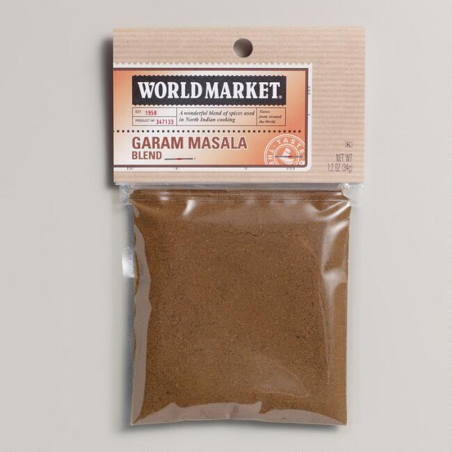 Garam Masala Blend World Market® Spice Bag