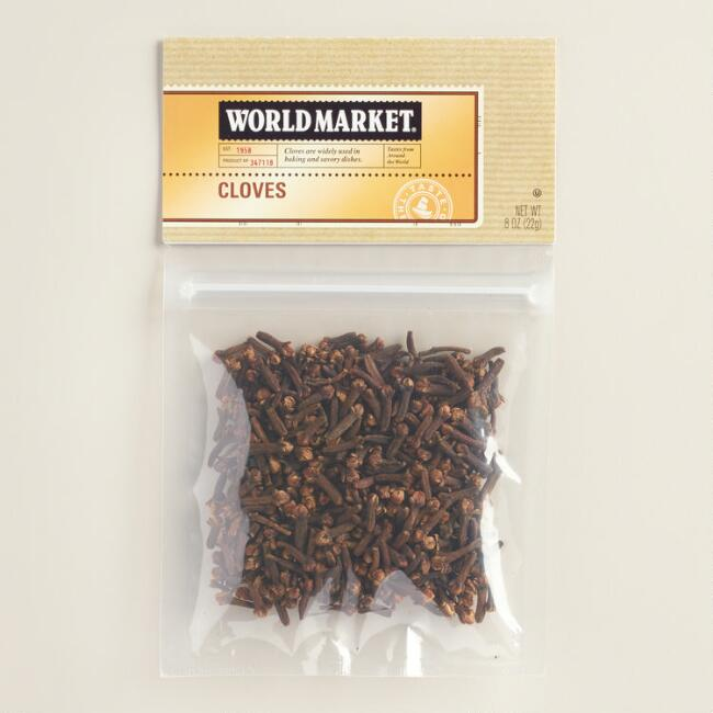 Whole Cloves World Market® Spice Bag