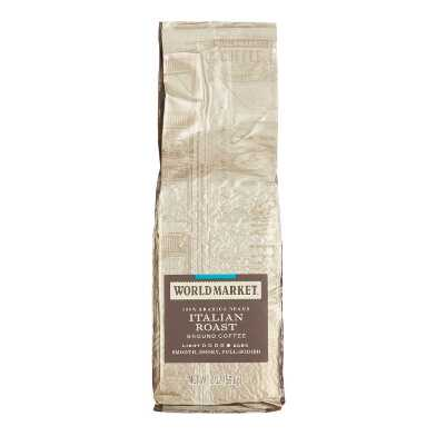 2 Oz. World Market® Italian Roast Ground Coffee Set Of 15
