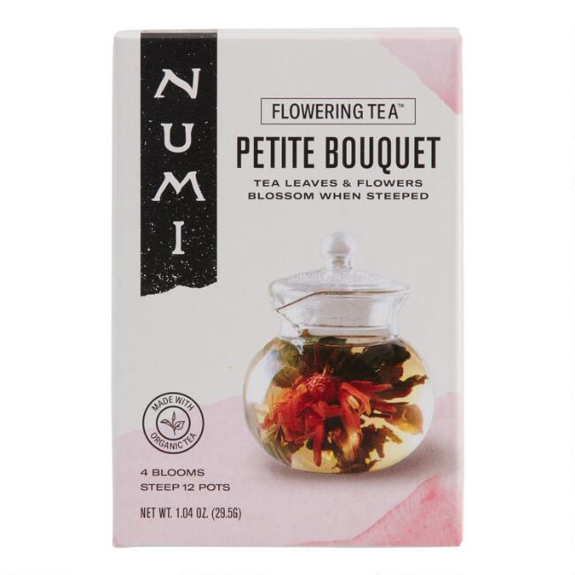 Numi Petite Bouquet Flowering Tea 4 Count