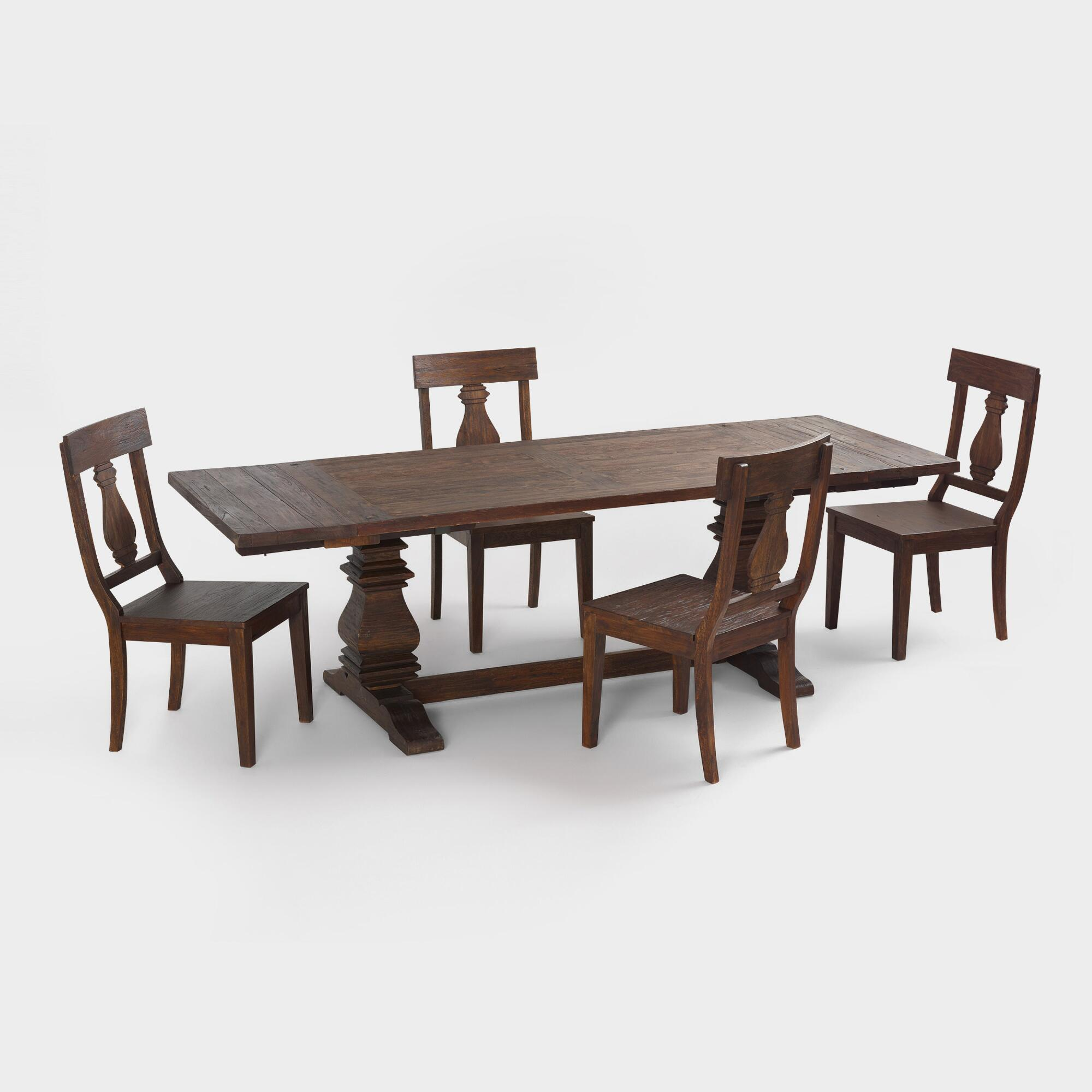 world market dining table Arcadia Dining Collection | World Market world market dining table