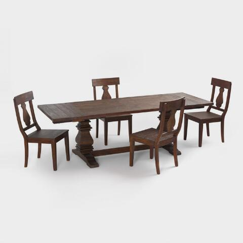 Excellent Arcadia Dining Collection World Market Ncnpc Chair Design For Home Ncnpcorg