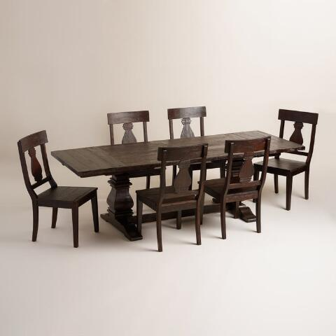 Strange Arcadia Dining Collection World Market Ncnpc Chair Design For Home Ncnpcorg