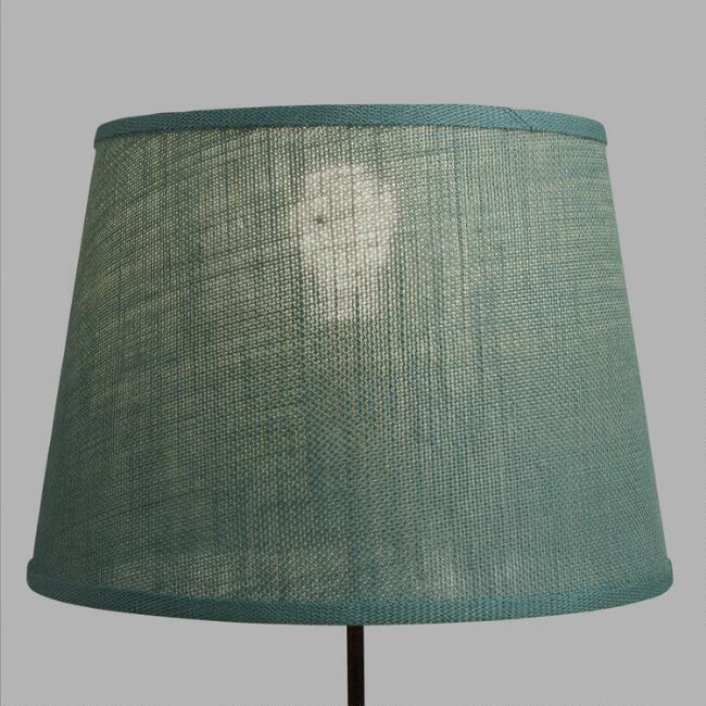 Thyme burlap table lamp shade world market thyme burlap table lamp shade aloadofball Choice Image