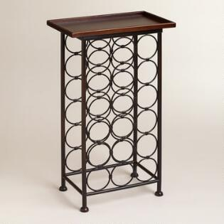 Wine Racks And Decorative Bottle Storage World Market