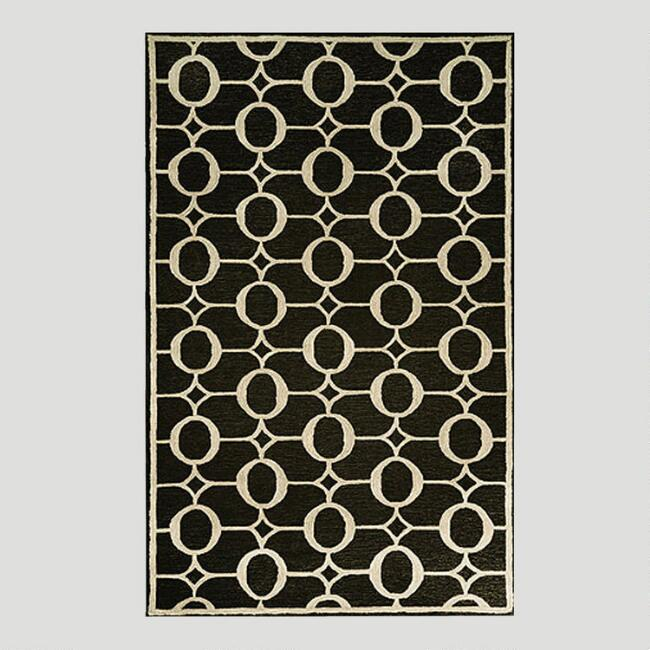 Midnight Indoor-Outdoor Rug