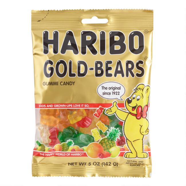 Haribo Gold Bears Set Of 12