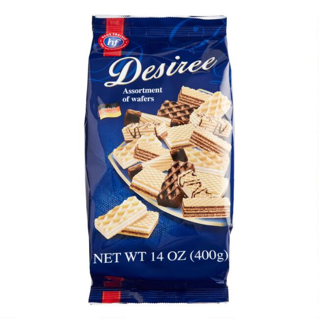 Hans Freitag Desiree Assorted Wafers