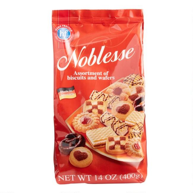 Hans Freitag Noblesse Assorted Cookies
