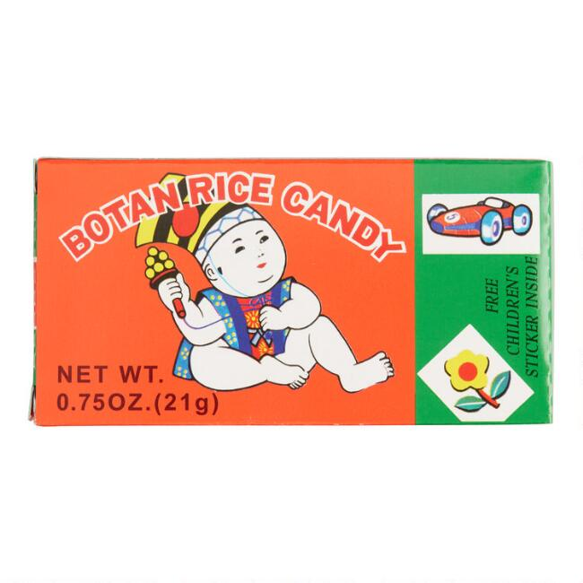 Botan Rice Candy, Set of 10