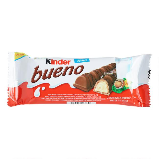 Kinder Bueno 3-Pack, Set of 5