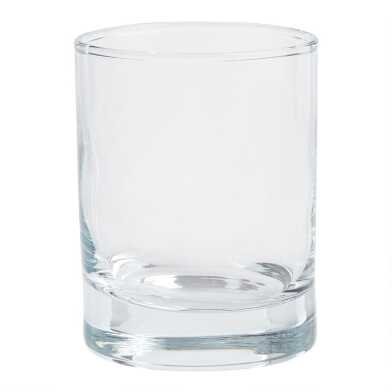 Straight Tasting Shot Glasses Set of 6