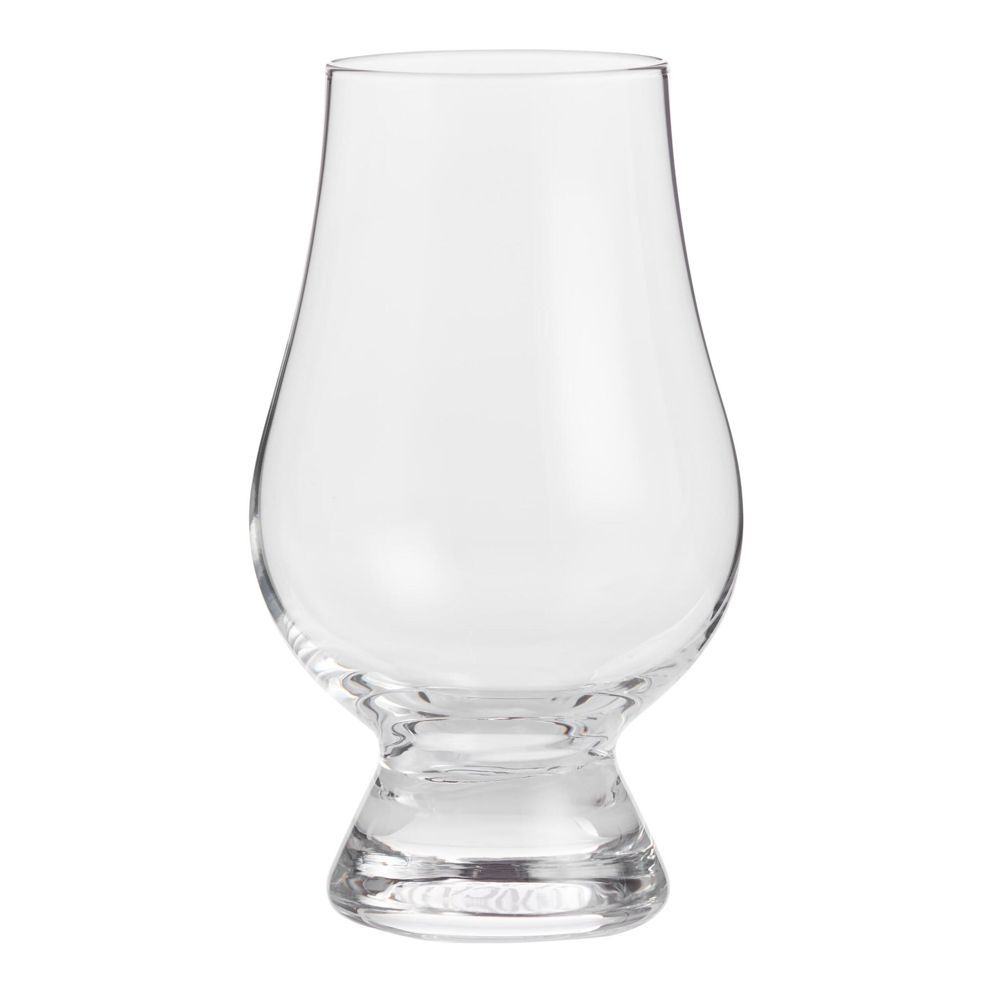 Glencairn Whiskey Glass: Metallic by World Market