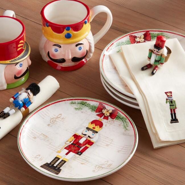 Nutcracker Entertaining Collection