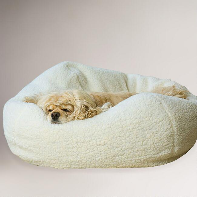 Sherpa Pet Bed