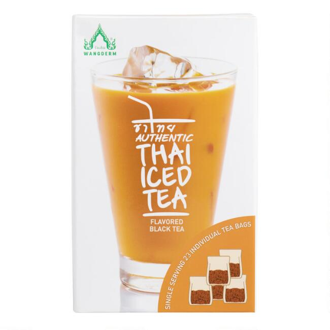 Wangderm Thai Iced Tea Set Of 12