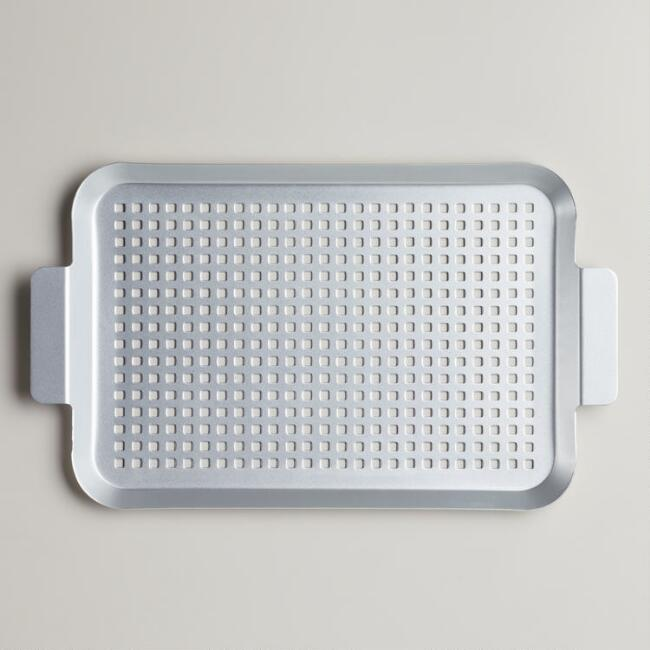 Nonstick Rectangle Grill Grid