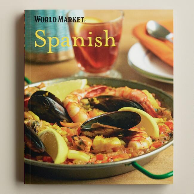 World Market Spanish Cookbook