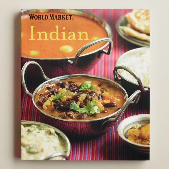 World Market Indian Cookbook