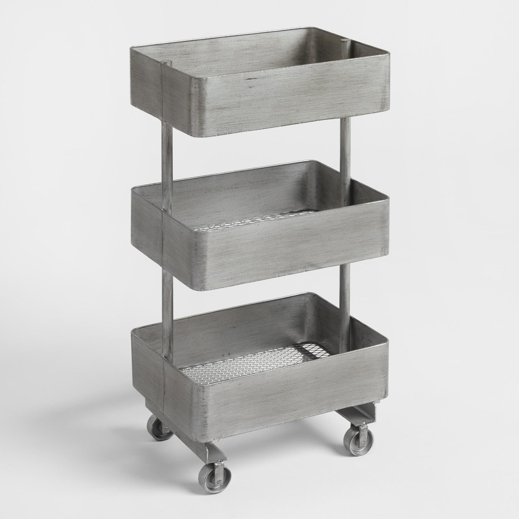 jayden metal shelf unit