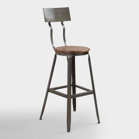Pleasant Hudson Pub Stool Onthecornerstone Fun Painted Chair Ideas Images Onthecornerstoneorg