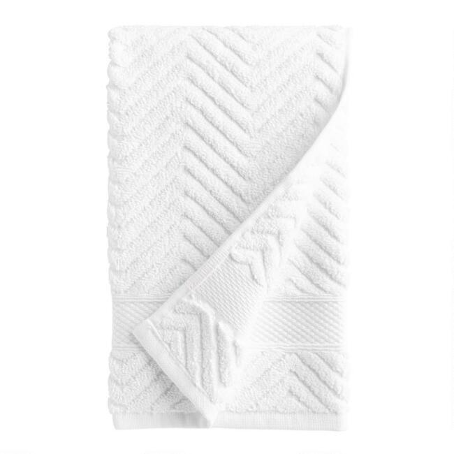hand towel.  Hand Towels World Market