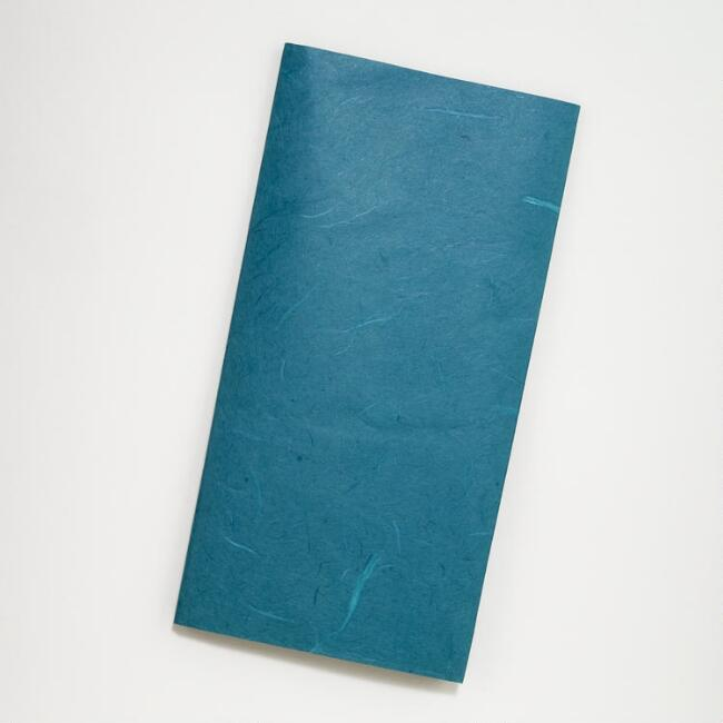 Pagoda Blue Mulberry Tissue