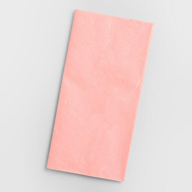 Light Pink Mulberry Tissue