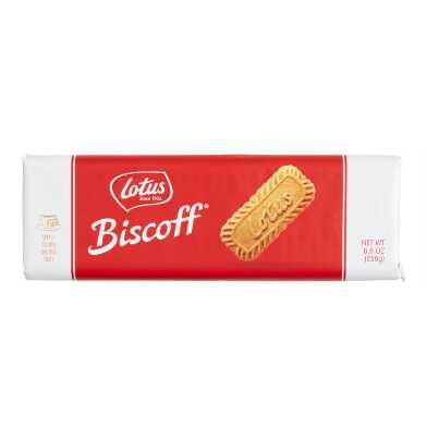 Biscoff Cookies Family Size Set of 10