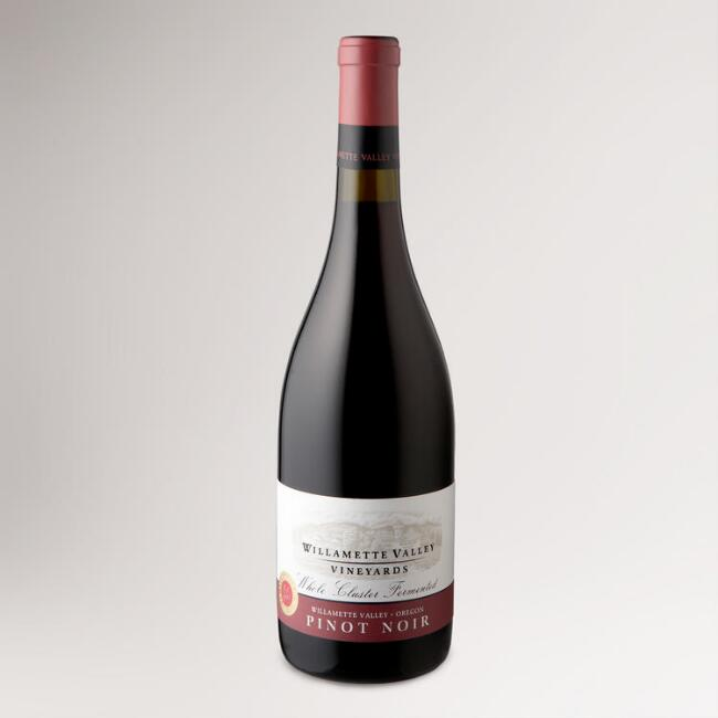 Willamette Valley Whole Cluster Pinot Noir