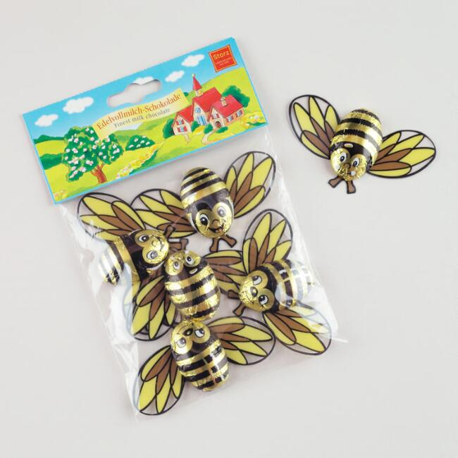 Storz Chocolate Bees, Set of 6