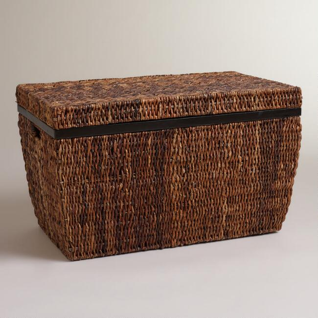 Madras Storage Trunk