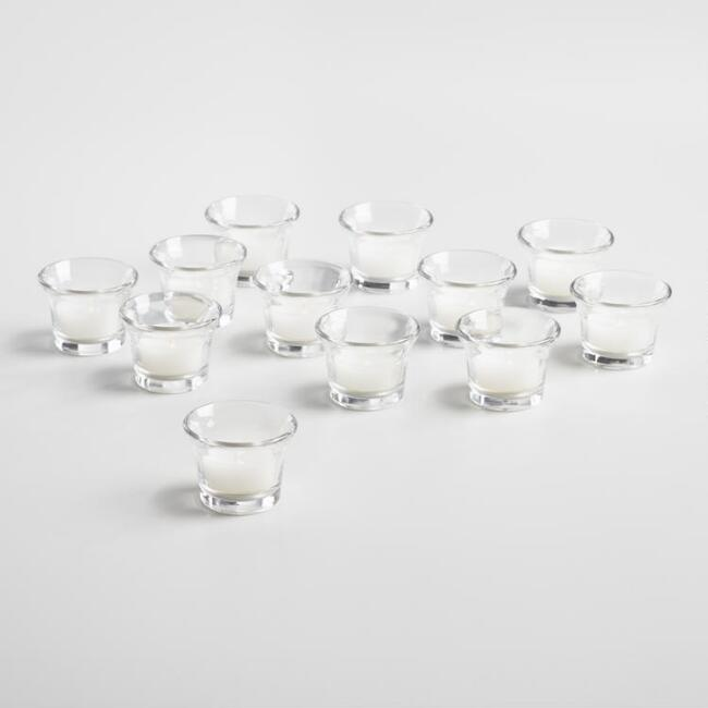 Tail Tealight Candle Holders Set Of 12