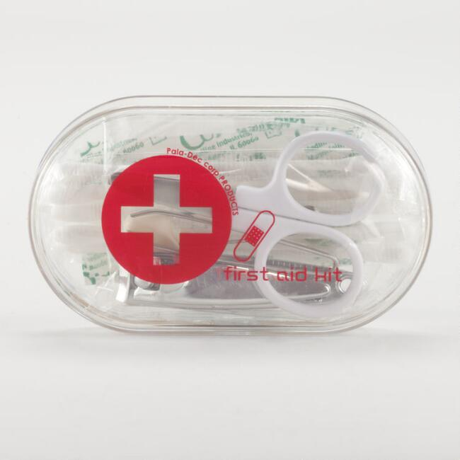First Aid Travel Kit