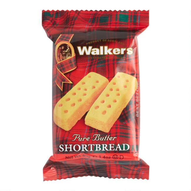 Walkers Shortbread Fingers Snackpack