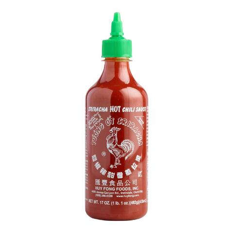 Sriracha Hot Chili Sauce Set Of 12 World Market