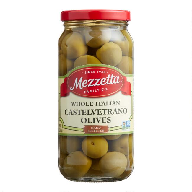 Mezzetta Whole Castelvetrano Olives