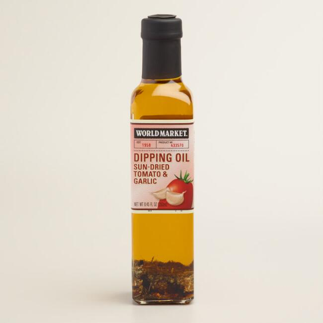 Sundried Tomato Dipping Oil