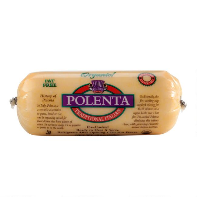 Food Merchant Traditional Polenta Chub