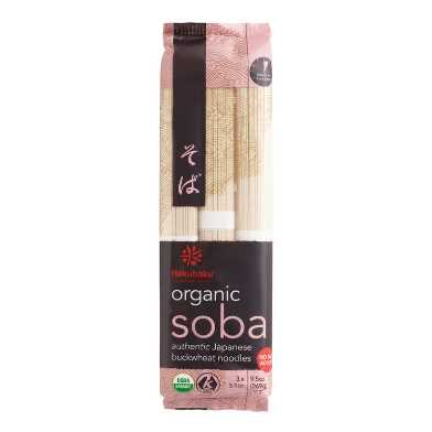 Hakubaku Organic Soba Noodles Set of 8