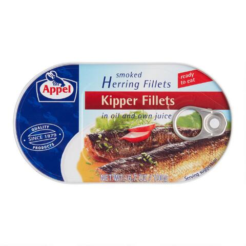 d3029ed6 Appel Kipper Fillets, Set of 6 | World Market