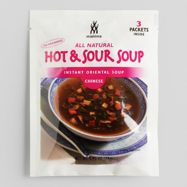 Mishima Hot & Sour Soup, Set of 6