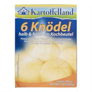 Kartoffelland Potato Dumplings Set of 7