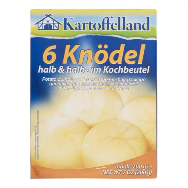 Kartoffelland Potato Dumplings, Set of 7
