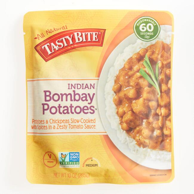 Tasty Bite Bombay Potatoes Set Of 6