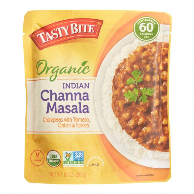 Tasty Bite Channa Masala Set Of 6