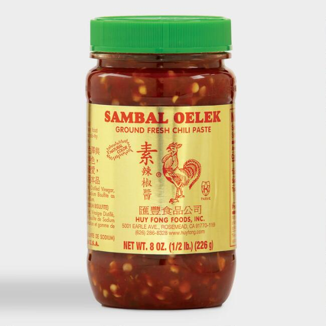 Huy Fong Chili Paste Sambal Oelek