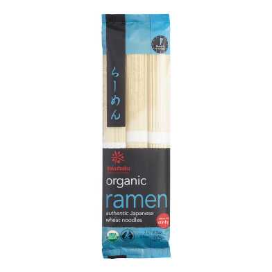 Hakubaku Organic Ramen Noodles Set of 8