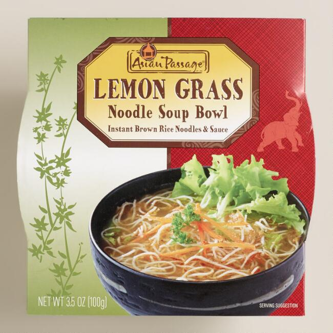 Asian Passage® Lemongrass Noodle Soup